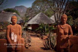 Leshiba Wilderness Traditional Village