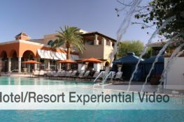 Hotel/ Resort Experiential Video