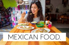 Amazing and Authentic MEXICAN Food