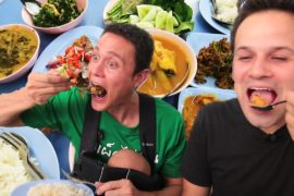 Thai Street Food Tour in Bangkok, Thailand