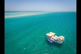 Catsonova Cruises in the Bazaruto Archipelago