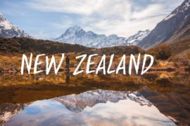 New Zealand Road Trip – A Travel Love...