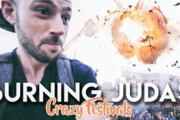 BURNING OF JUDAS FESTIVAL | TULTEPEC, MEXICO |...