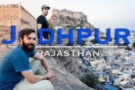 Jodhpur | The Blue City of India (Rajasthan...