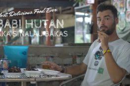 Babi Hutan (aka Sinalau Bakas) – Derek Eats...