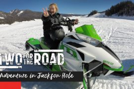 Episode Promo: Two for the Road: Adventure in...