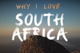Why I Love South Africa | From Safari...