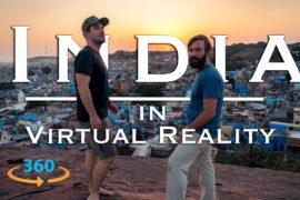 INDIA IN 360 Virtual Reality | Royal Rajasthan...