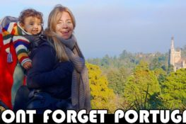WE WON'T FORGET PORTUGAL – FAMILY DAILY VLOG