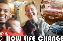 WE'VE HAD A CRAZY YEAR! HOW LIFE CHANGED...