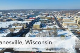 A winter road trip to Janesville, Wisconsin